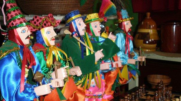 Nicaragua, Crafts, Artisan, Clay, Figurines, Market