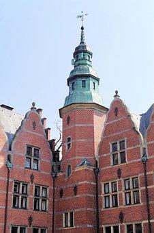 Building, Historically, Apart, East Frisian Landscape