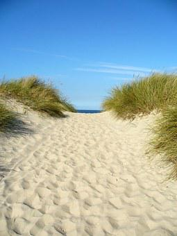 Dune, Holiday, Beach, Spiekeroog, East Frisian Island