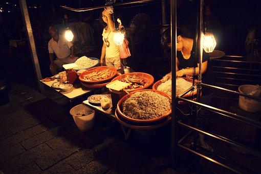 Taiwan, Street Vendors, Character