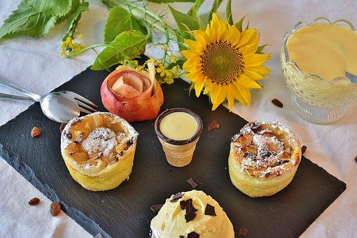 Strudel, Apple Strudel, Apple Muffin, Muffin