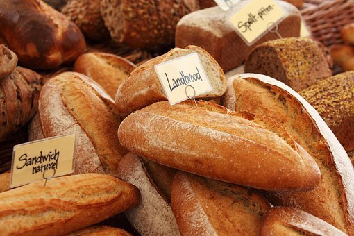 Baguettes, Breads, Bakery, Baked, Background