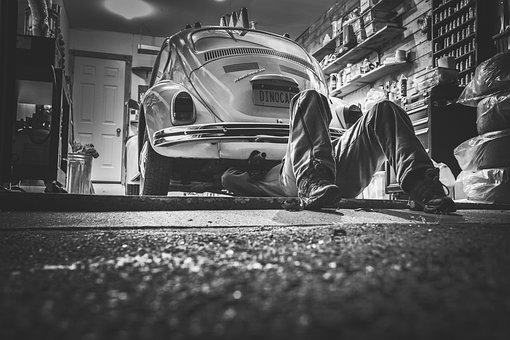 Car Repair, Car Workshop, Repair Shop, Garage, Repairs