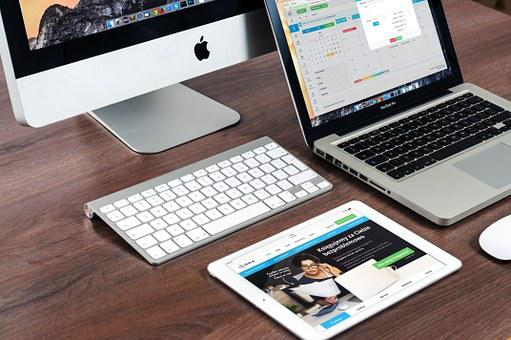 Macbook, Apple, Imac, Computer, Screen, Laptop