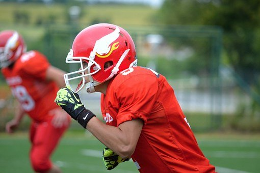 Football, American Football, Position, Cooperation