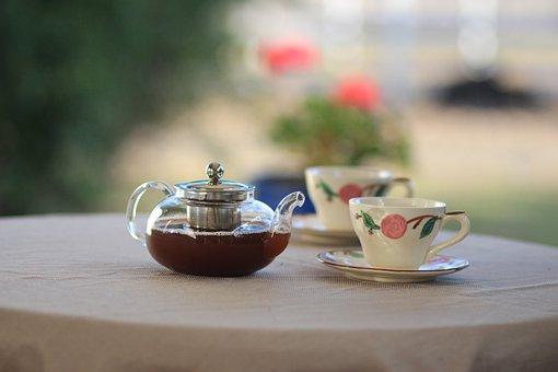 Tea, Cup, Hot, Drink, Black, Beverage, Breakfast, Herb