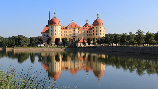Moritzburg, Castle, Germany