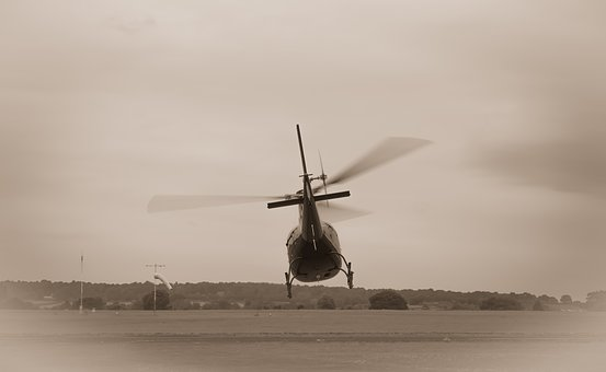 Helicopter, Take Off, Travel, Aviation, Aircraft, Fly