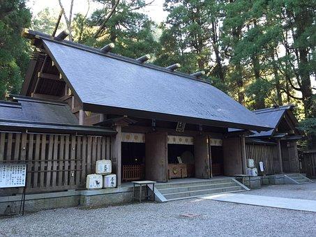 Shrine, Power Spot, Amanoiwato-jinja