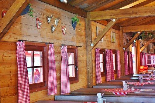 Gastronomy, Marquee, Tradition, Bavarian, Bavaria, Cozy