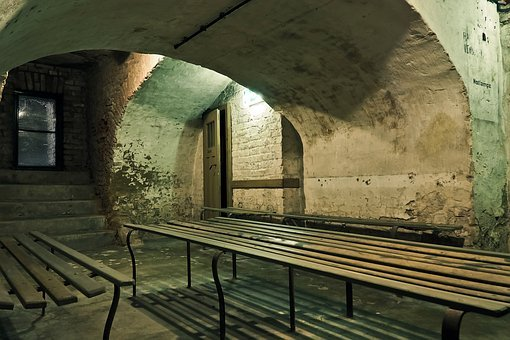 Bunker, Air-raid Shelter, World War, Bombing