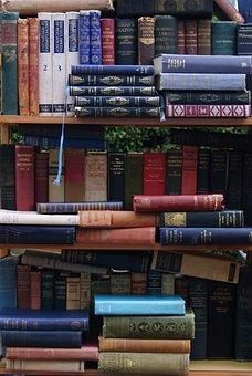 Books, Shelving, Library, Book Shelf, Used Books