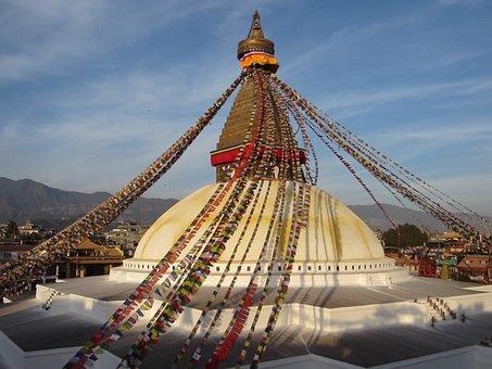 Buddhist, Stupa, Buddhism, Religion, Travel, Landmark