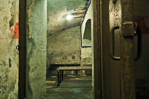 Bunker, Air-raid Shelter, World War, Bombing
