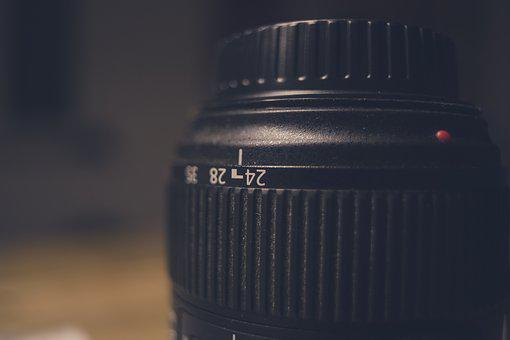 Lens, Camera, Digital, Photograph, Camera Lens, Canon