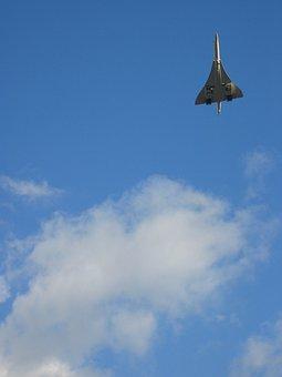Concorde, Concorde Flying, Concorde Returns Last Time