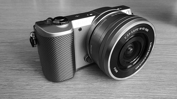 Camera, Digital Camera, Sony Camera, Alpha-5000