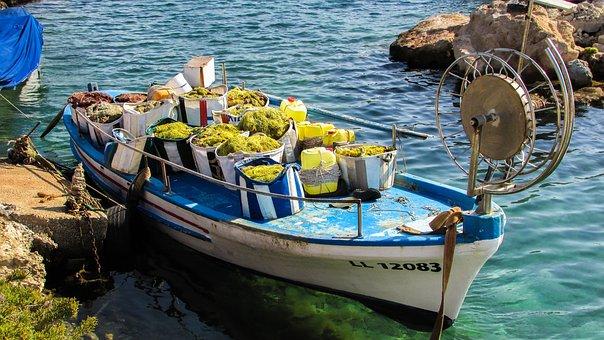 Fishing Shelter, Fishing Boat, Equipment, Traditional