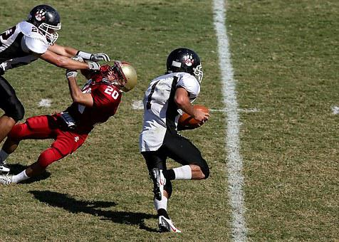 Football, American Football, Teamwork, Helmet, Game