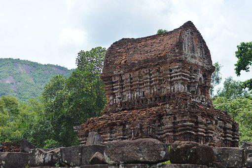 Vietnam, Hoi, Us To Valley, Historical Sites, Angkor