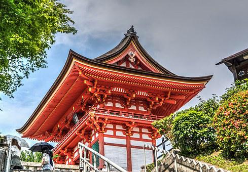 Sensō-ji, Kyoto, Japan, Temple, Japanese, Landmark