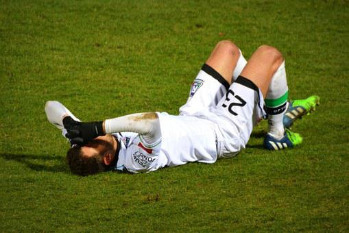 Football, Injury, Sports, Pain, Footballer