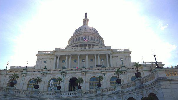 United States Capitol, Politics, Government, America