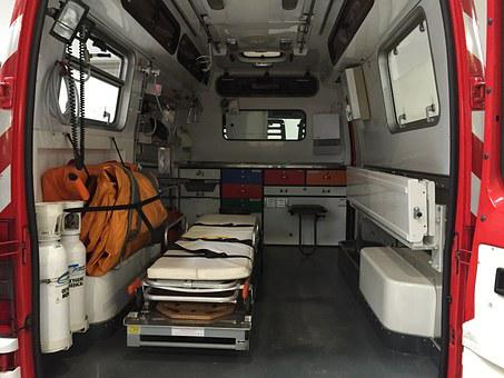 Fire Department, Resuscitation, Ambulance, Doctor