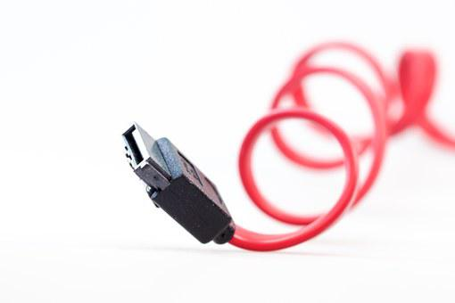 Plug, Sata, Cable, Computer, S-ata, Connection, Pc