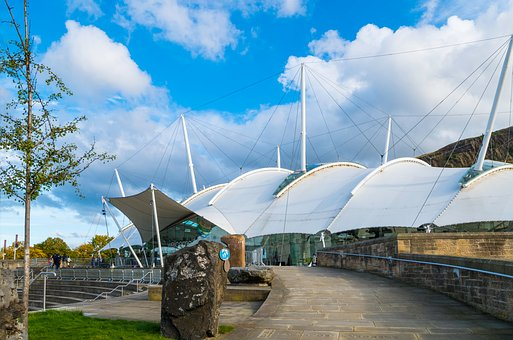 Dynamic Earth, Edinburgh, Scotland, Places Of Interest