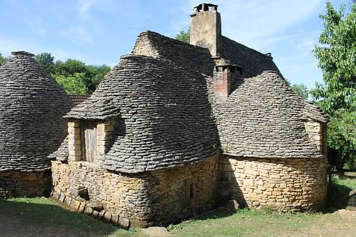 Stone Huts, Stones, Berger, Landscape, Shelter Stones