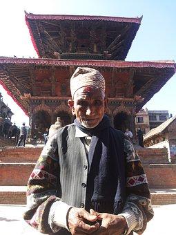 Nepal, Patan, Kathmandu, Temple, Asia, Travel, Culture