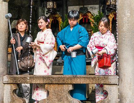 Japan, Kyoto, Japanese, Asia, Water, Tradition, Travel