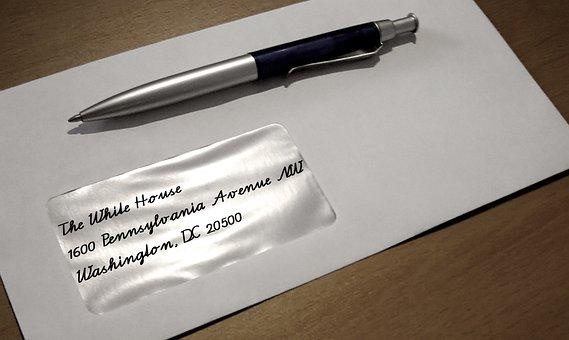 Envelope, Letters, Leave, Shiny, Post, Address