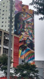 Bet Shemesh, Art, Building, Wall Painting, Wall Art