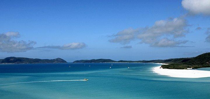 Ocean, Sea, Blue, Water, Beach, Australia