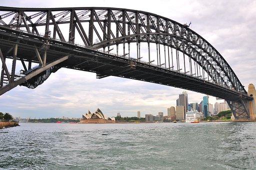 Harbourbridge, Sydney, Australia, Newsouthwales