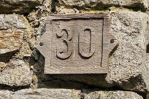 Number, Thirty Number, Street, City, Urban, Address