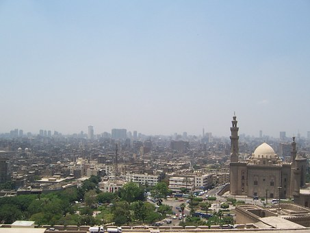 Cairo, Egypt, City View