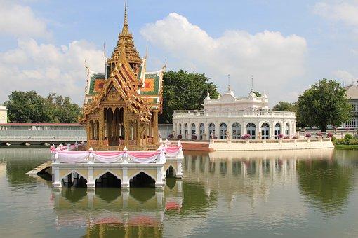 Thailand, Ayutthaya, Bang Pa In, Historical, Landmark