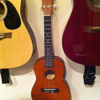 Guitar, Ukulele, Music, Instrument, Acoustic, Musical