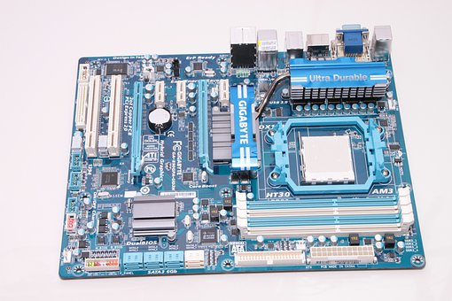Am3, Amd, Gigabyte, Mainboard, Motherboard, Phenom