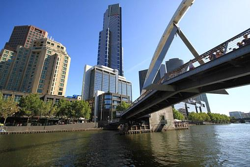 Melbourne, Australia, Urban, City, Architecture