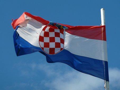 Croatia, Flag, Emblem, National Colours, Croatian Flag