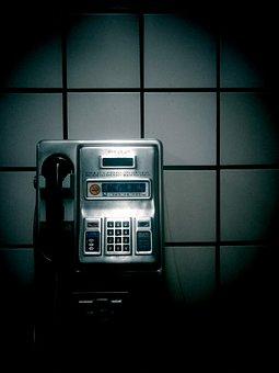 Public Telephones, Phone, Communications