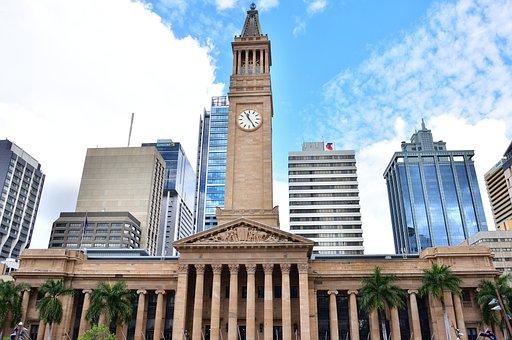 Cityhall, Brisbane, Queensland, Australia