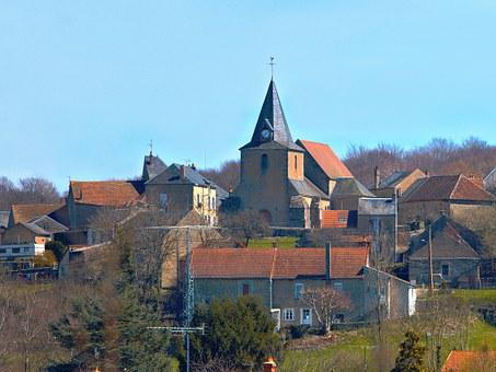 Saint Martin Of Le Puy, Morvan, Nièvre, France