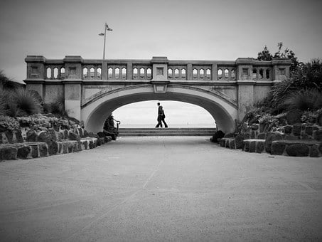 Bridge, Sea, Promenade, Sydney, Water, Lake, Port, Web