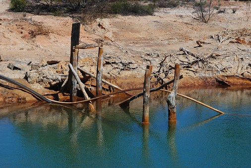 Australia, Copper Mine, Travel, Tourism, Water, Web