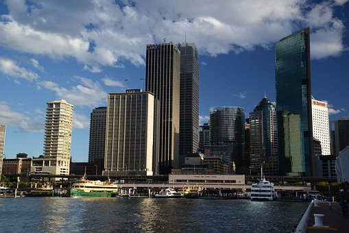 Sydney, Australia, Circular Quay, Sydney Harbour